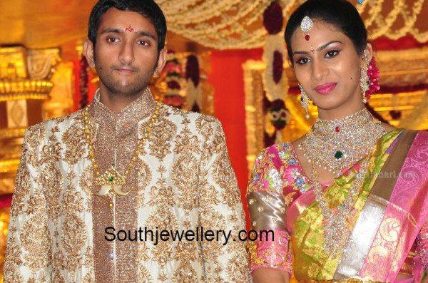 maheshbabu_cousin_bobby_engagement_jewellery