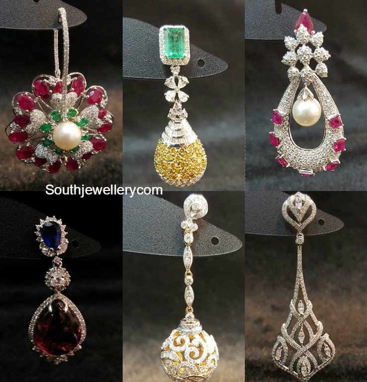 South Indian Jewels Latest Jewelry Designs