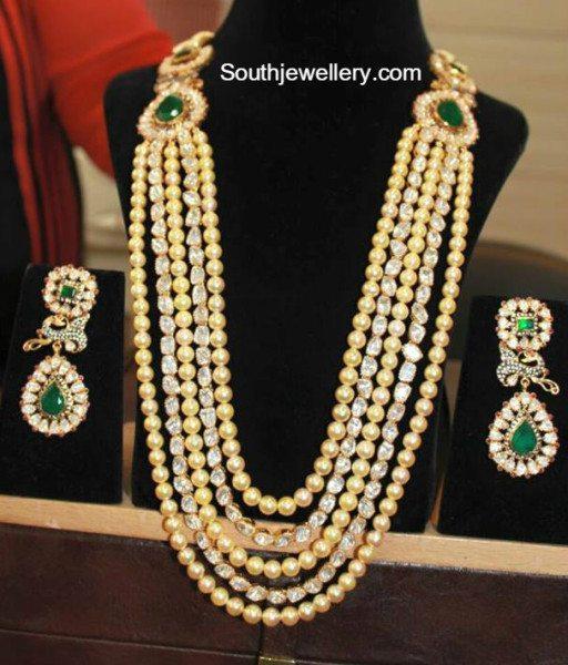 polki diamond south sea pearl haram