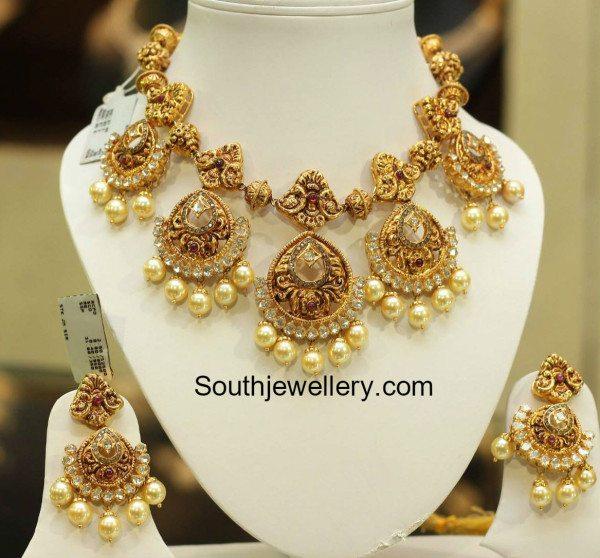 antique_gold_nakshi_necklace