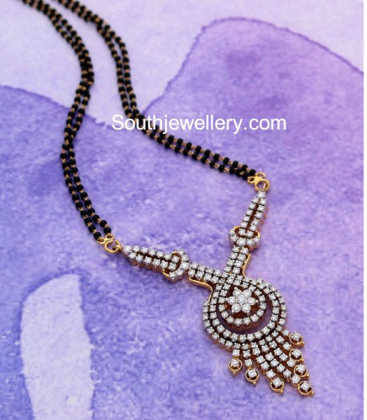 black_beads_mangalsutra_two_lines