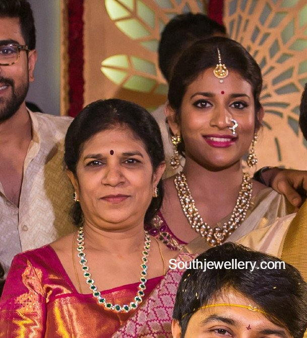 chiranjeevi_wife_surekha_jewellery_sreeja_wedding