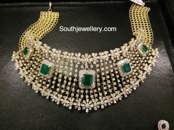 diamond_emerald_choker