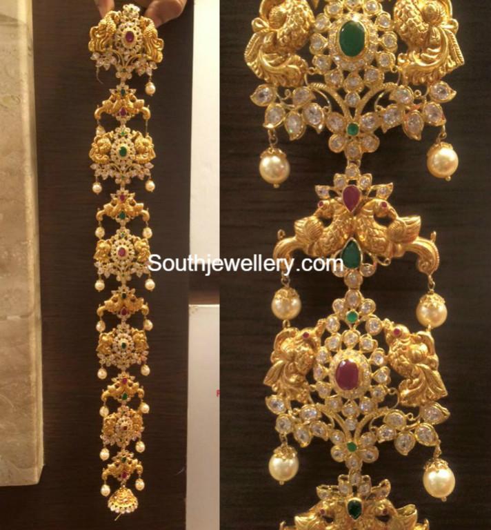 Gold Jada Latest Jewelry Designs Jewellery Designs