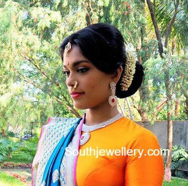 sreeja_marriage_haldi_jewellery