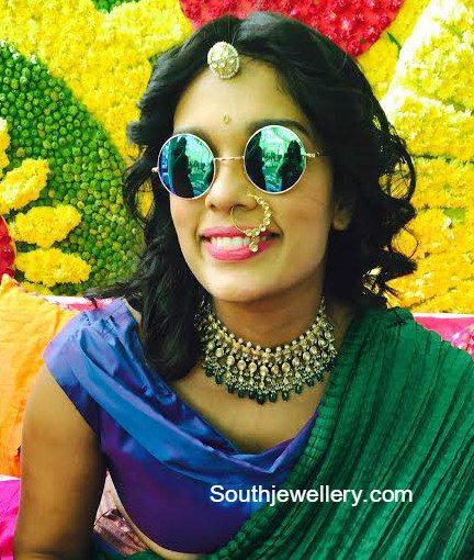 sreeja_mehendi_wedding_jewellery