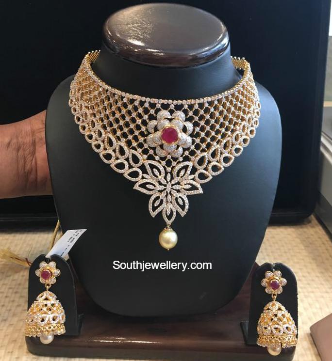 Layered Gundla Haram Jewellery Designs