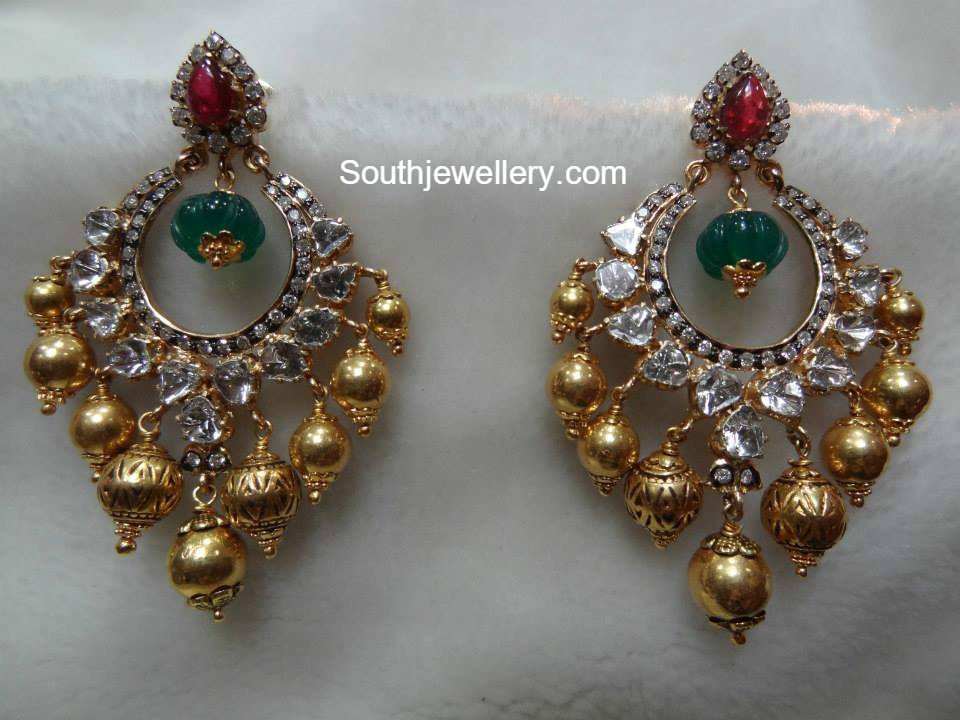 Gold Earrings Throughout the 16th century, earrings were in much demand in the Western world. Earring
