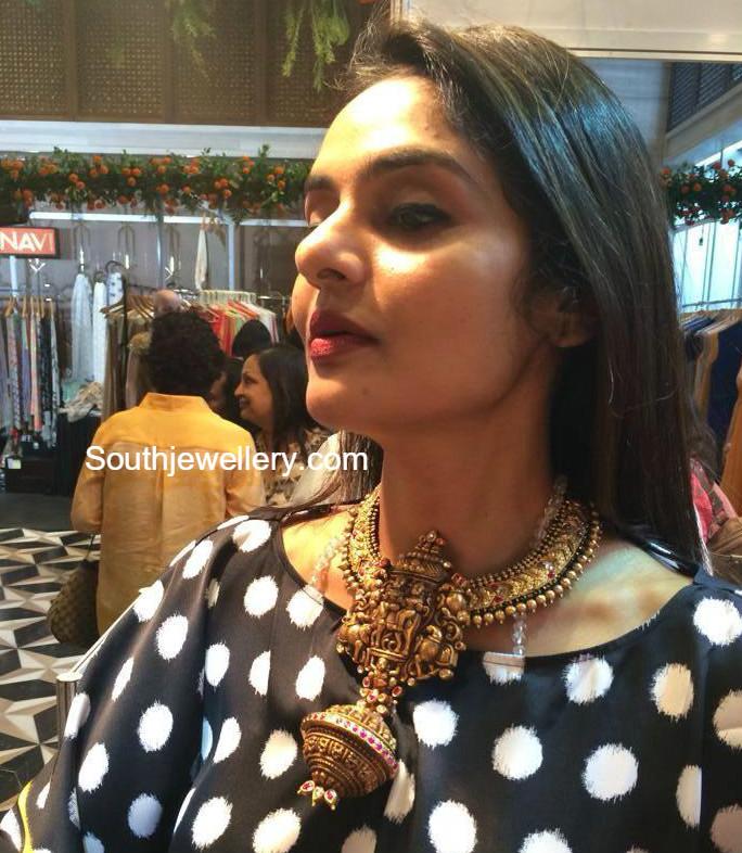 One Gram Gold Jewellery latest jewelry designs - Jewellery