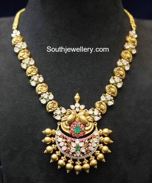 peacock_flat_diamond_necklace