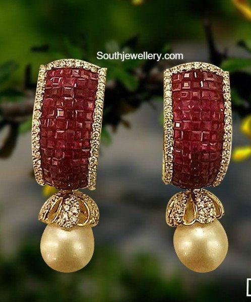 ruby-diamond_earrings