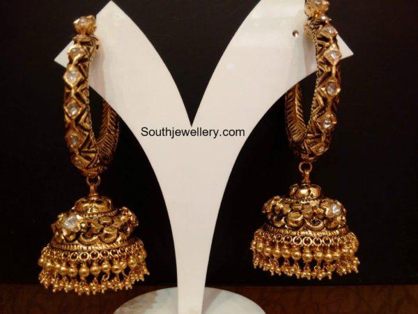 antique_gold_jhumkas
