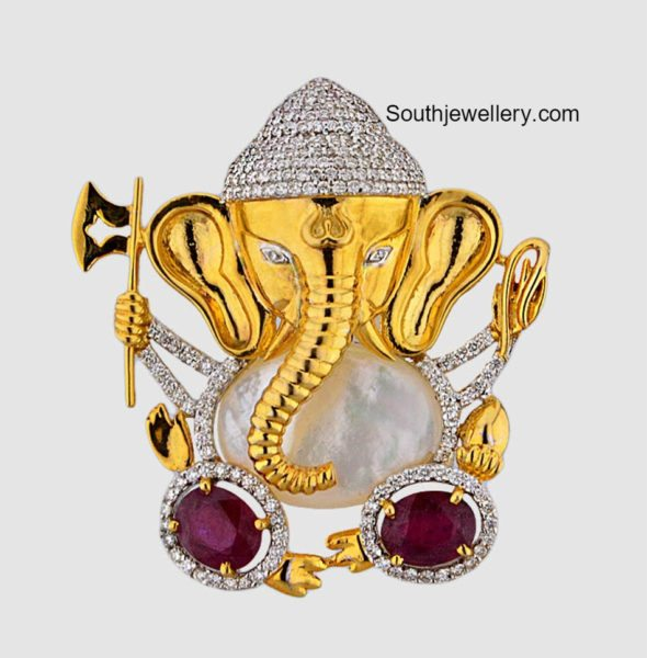 ganesh_pendant_with_pearl