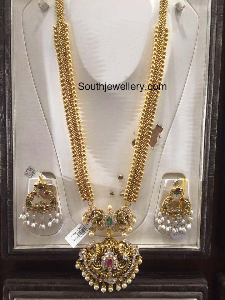 Gold Long Chain Latest Jewelry Designs Page 3 Of 38