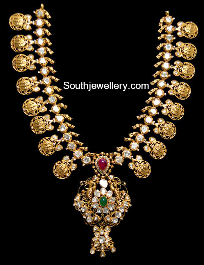 weight and price latest jewelry designs - Jewellery Designs