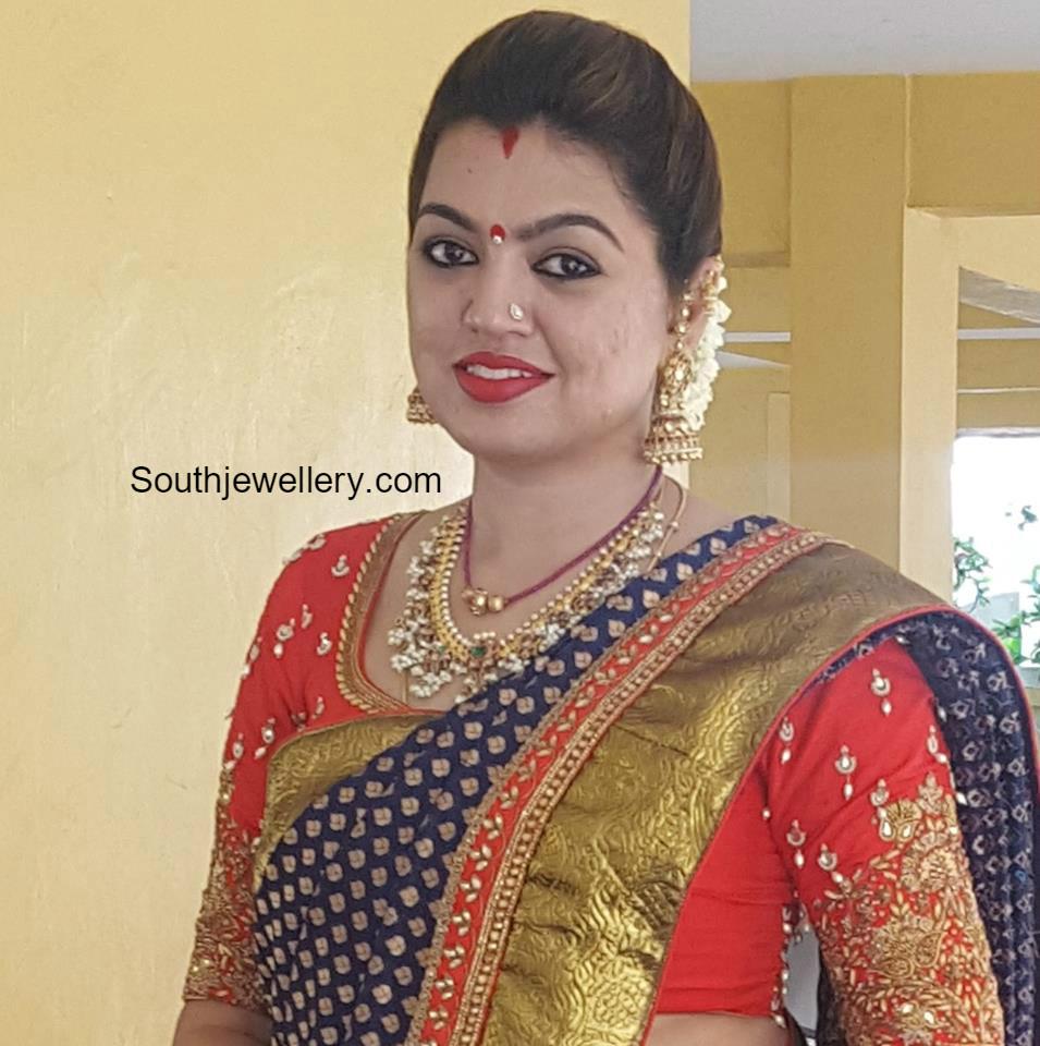 Sneha sister sangeetha fashion designer 41