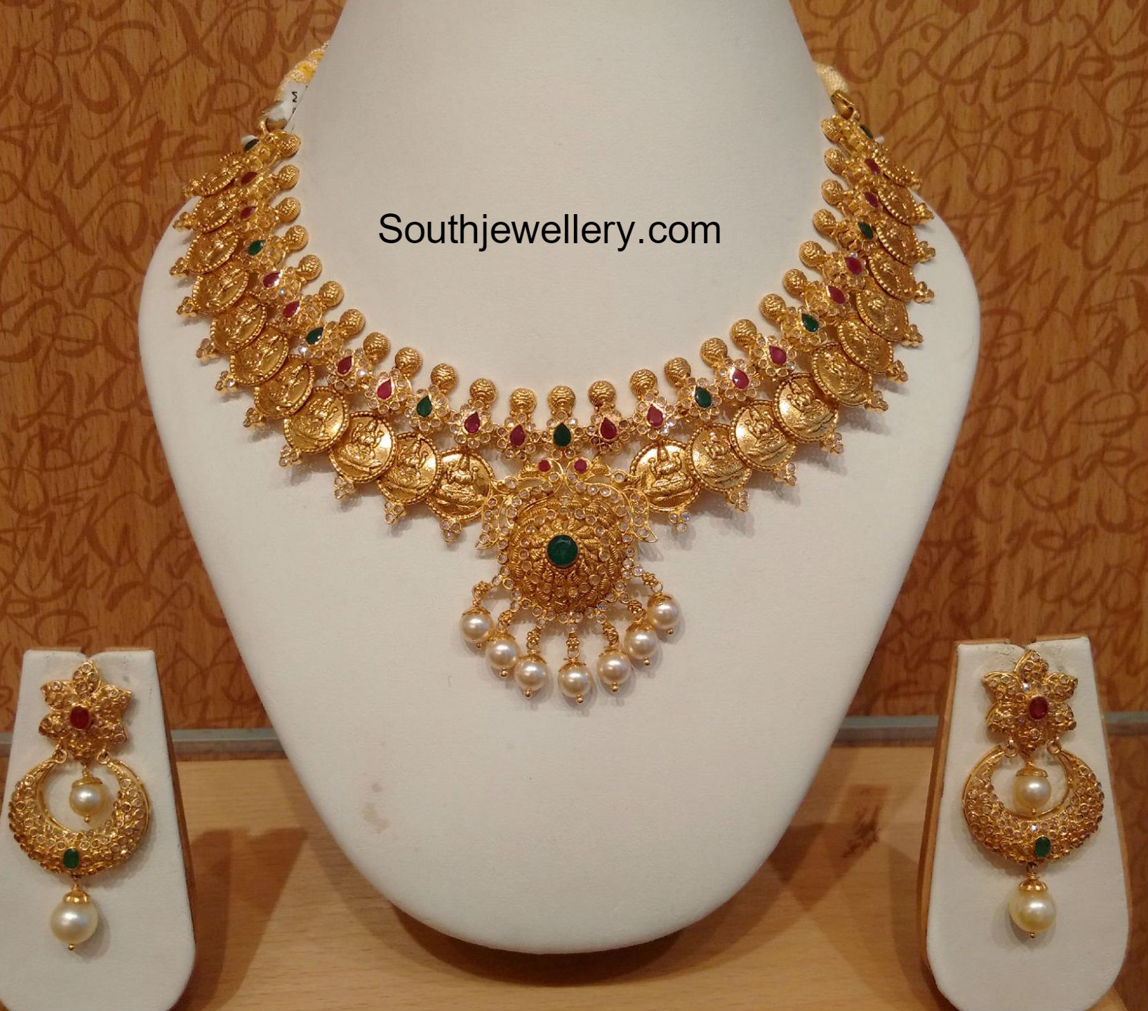 uncut diamond necklace latest jewelry designs page 6 of