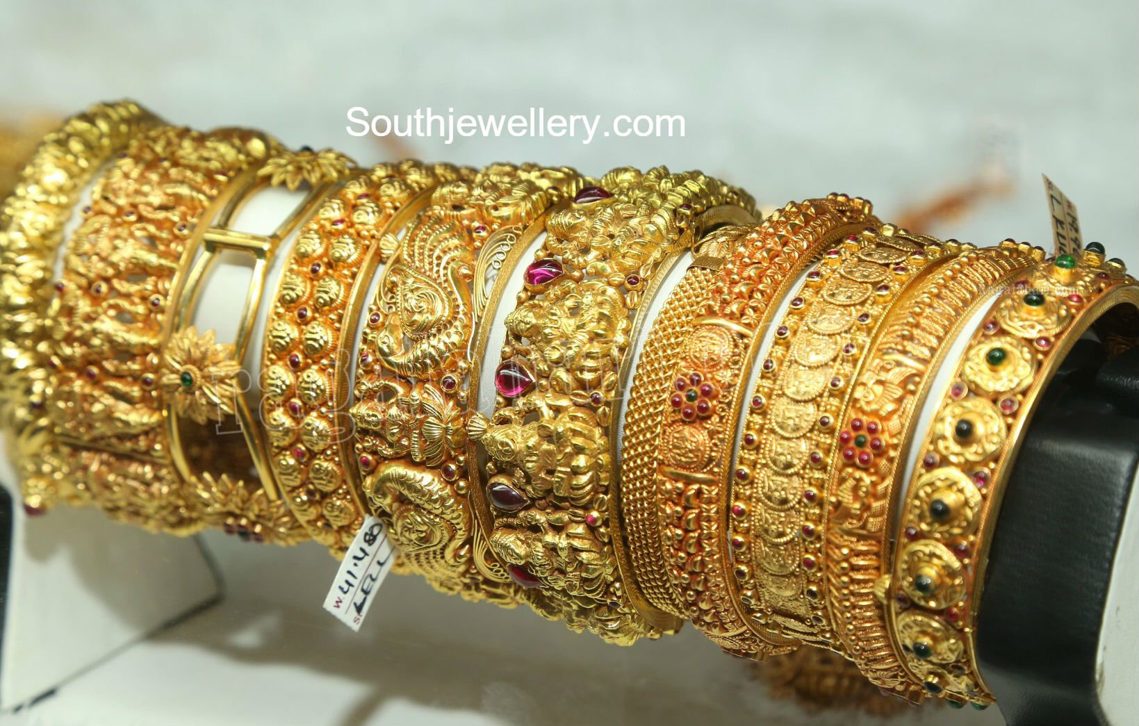 Antique Bangles latest jewelry designs - Page 2 of 13 ...