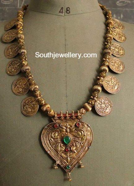 antique_gold_kasu_mala