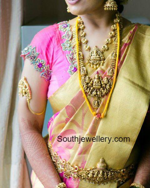 bride_temple_jewellery