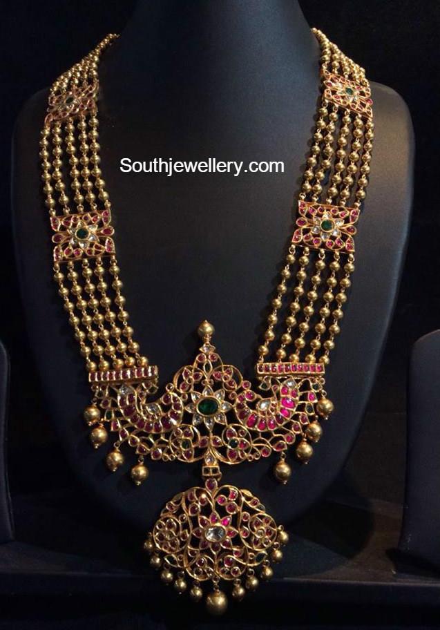 Gundla Mala Latest Jewelry Designs Jewellery Designs