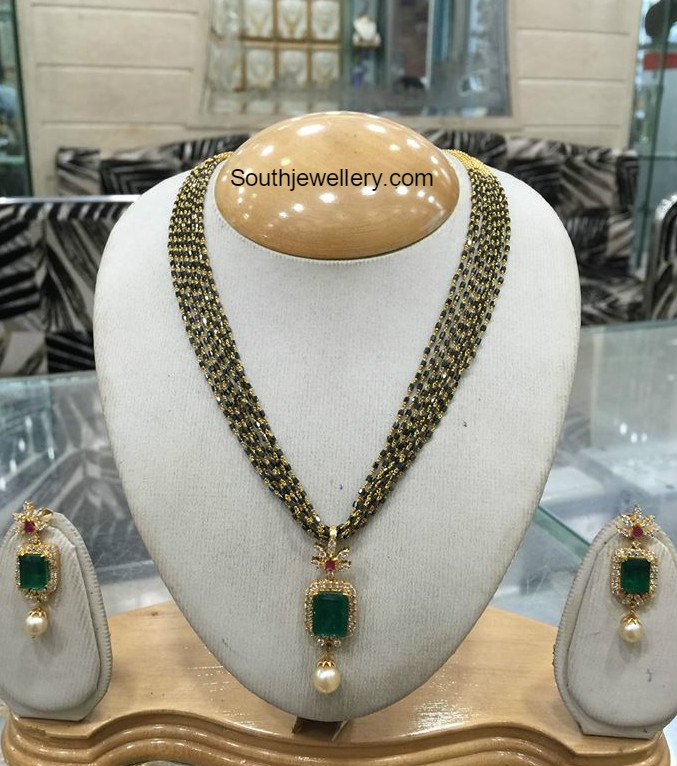 Mangalsutra Latest Jewelry Designs Jewellery