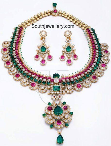 diamond_emerald_ruby_necklace_tibarumal