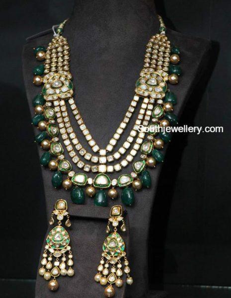 flat_diamond_emerald_beads_mala