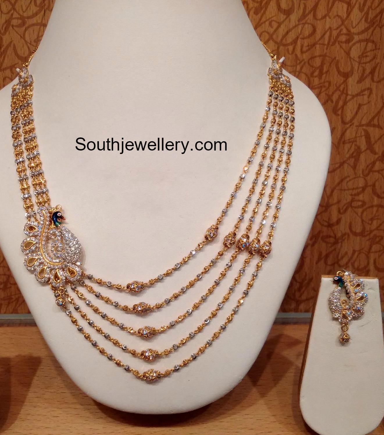 step chain models latest jewelry designs - Jewellery Designs