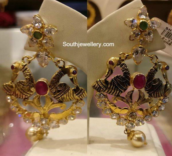 peacock_gold_chandbalis