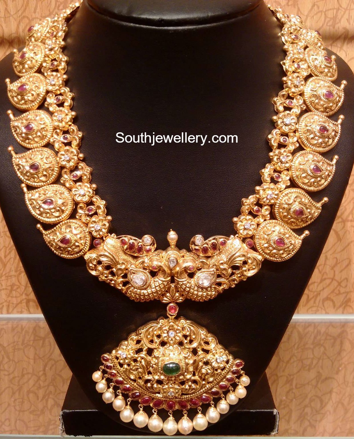 Indian Gold Jewellery From Websites For: Latest Indian Jewellery Designs 2016