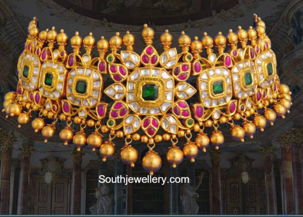 Kundan Necklace Latest Jewelry Designs Page 3 Of 30