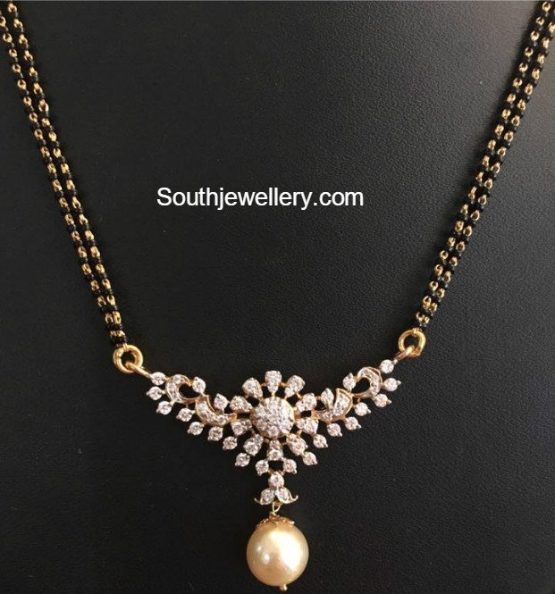 Nallapusalu Chain Models Latest Jewelry Designs