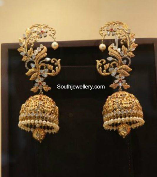 lakshmi_gold_jhumkis_kalyan_jewellers