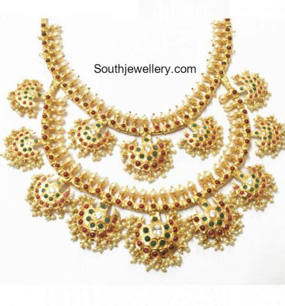 two_rows_guttapusalu_necklace