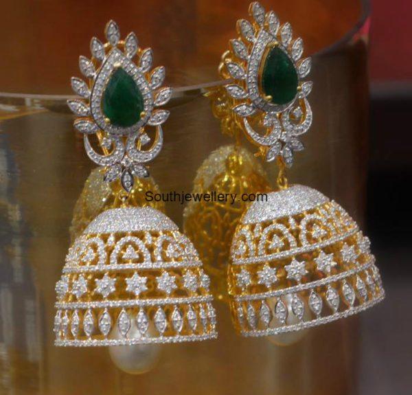 Black Fashion Earrings Online India