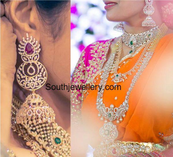 bride-diamond-jhumkas-necklace