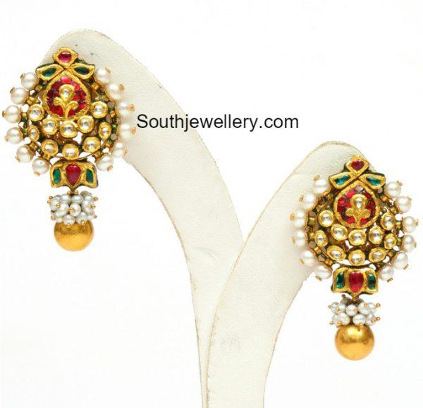 kundan-earrings