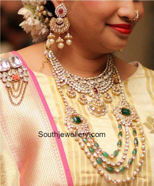 polki-diamond-necklace-haram
