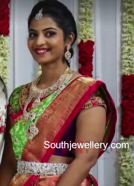 rajeev-reddy-sister-madhuri-jewellery