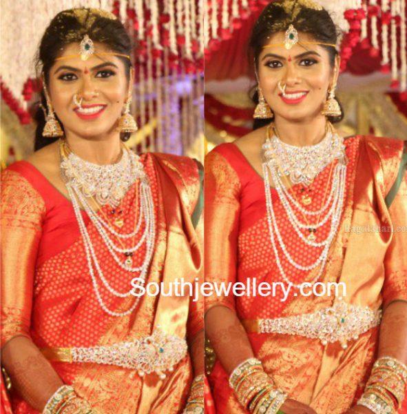 diamond-choker-haram-telugu-bride