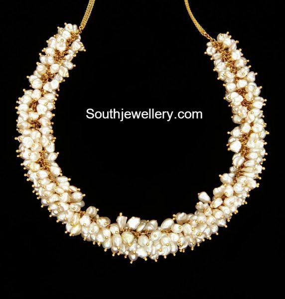 pearls-choker