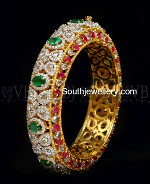 diamond-emerald-bangle