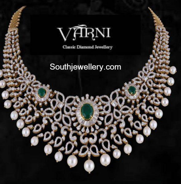 diamond-necklace-emeralds