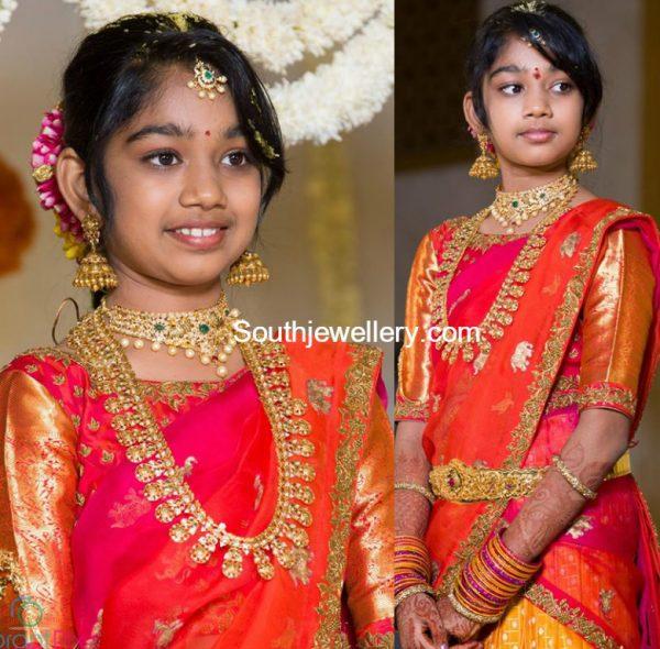 half-saree-function-jewellery