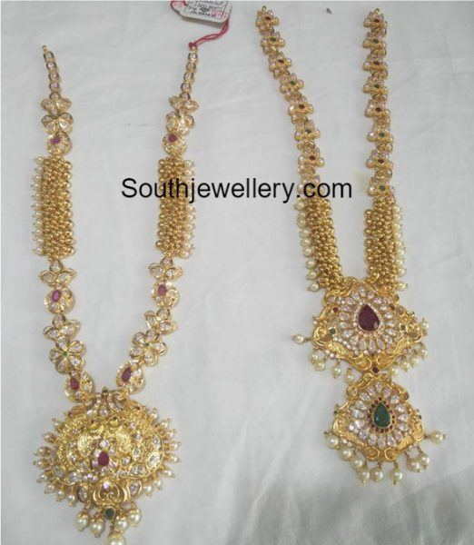 latest-gold-necklace-models