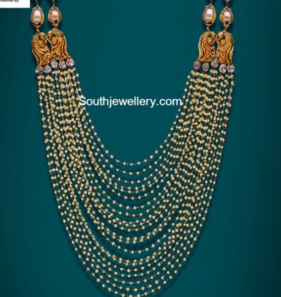 Multi String Pearls Mala