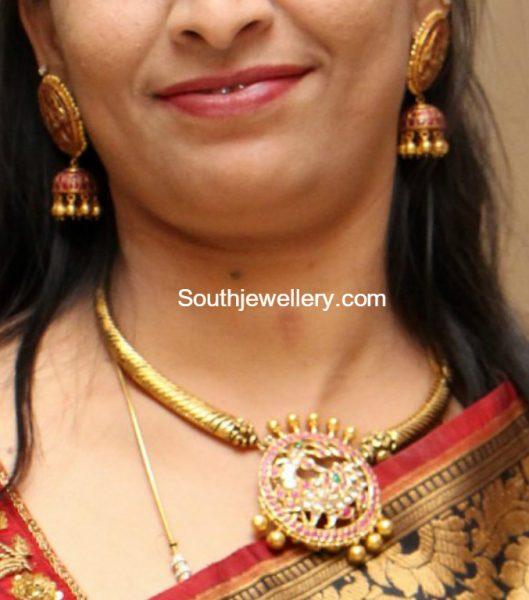 Simple Kanthi Necklace