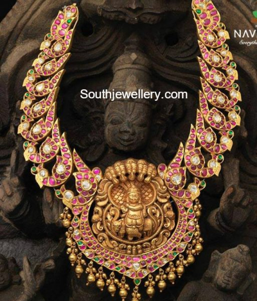 Kundan Jadau Necklace