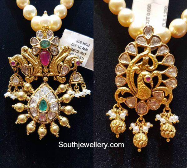 gold-peacock-pendants